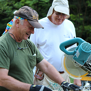 Join the Appalachia Men's Construction Trip October 5-10