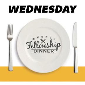 January Wednesday Night DinnerMenu