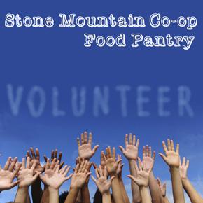 Hands Raised to volunteer