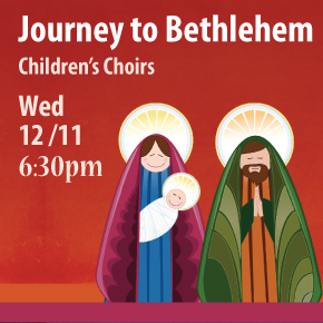 A Journey to Bethlehem Led by the Children