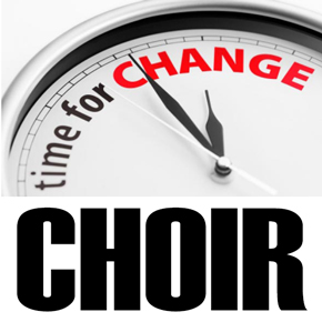 New Choir Time (Wed 7pm) Starting February 5th