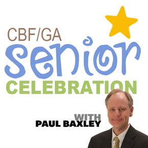 Save the Date:  CBF Senior Celebration 5/5
