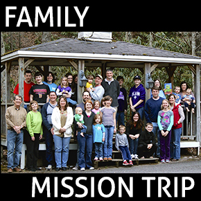 Family Mission Trip Reflection