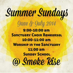 (2014) Summer Sundays @ Smoke Rise