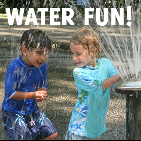 June 6th, 6pm: Family Fun Night: Water Works!