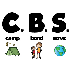 C.B.S. Camp Bond Serve – July 18th & 19th