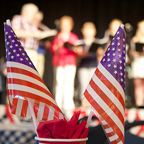 Thanks to all who attended Patriotic Pops on July2nd!
