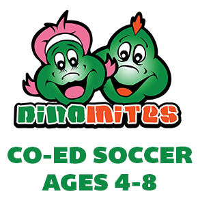 Coed Soccer-Ages 4-8 – Register Now – Play Sept