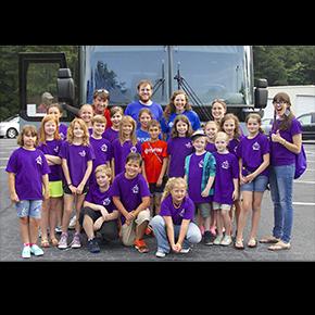 PASSPORTkids! Camp Empowers Kids inFaith