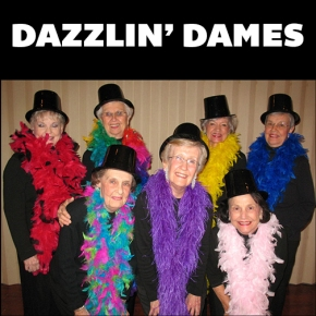 PRIME TIME: Adults 55 & Over – Dazzlin' Dames on Tuesday, Sept9th