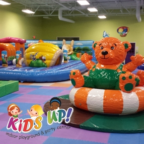 Fun Day at Kids Up! – Sunday, September 28th – (birth – 1st Grade)