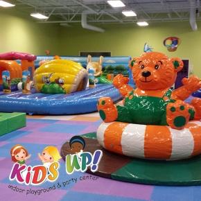 Fun Day at Kids Up! – Sunday, September 28th – (birth – 1stGrade)