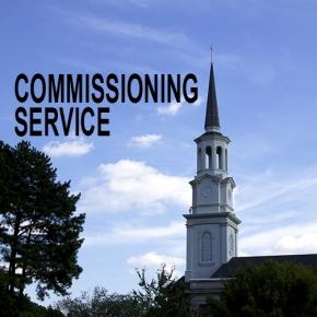 Commissioning Services for Ladies & Men's Gap Trip Sun Sep21