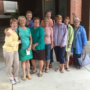 Prayer Guide for SRBC Ladies Mission Team serving in McDowell, KY with the GAPMinistries