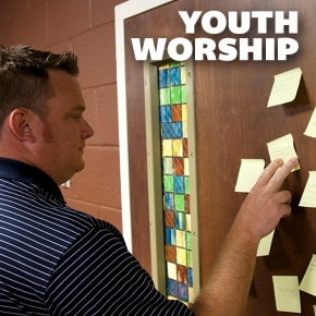 Youth Worship – by Jeremy Colliver