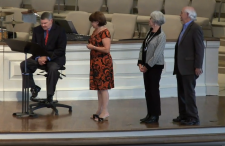 Mission Sunday 2014 Jill Wade Glenn and Pat Herndon