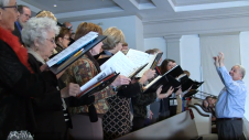 Mission Sunday 2014 Choir