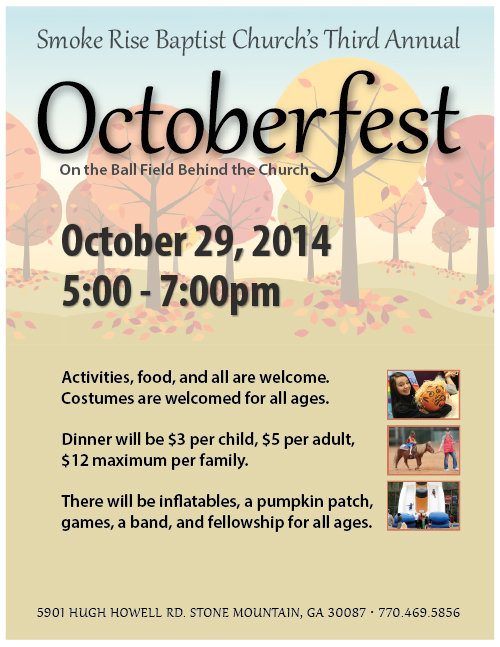 Octoberfest-Poster