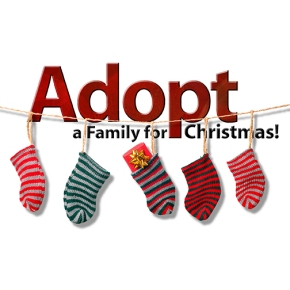 Adopt A Family for Christmas