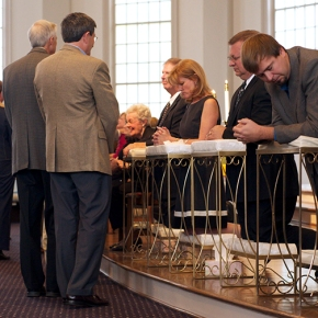 Deacon Ordination Service – 11/16/14 Testimonies – Shirley Riggs, Joel Price, Mitzi Ethridge, Chris George