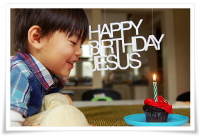 Birthday Party for Jesus -Sun, Dec 14th during the Sunday School
