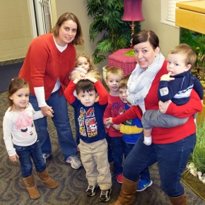 Parents Day Out! Dec 6 –10am-2pm
