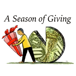 A Season of Giving: Pastor Chris