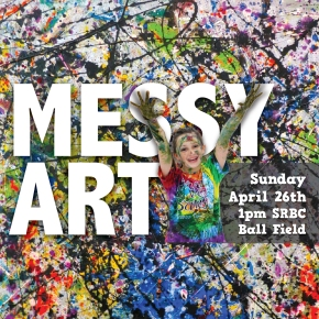 Messy Art 2015: Come for the Lunch and Stay for theMess!