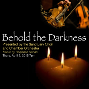 Choir & Orchestra Maundy-Thursday Communion with Tenebrae 4/2