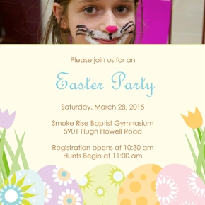 Children's Easter Party – Sat, March 28, 2015 10:30am