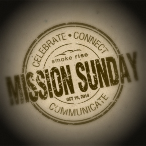 Fulfill Your Missions Pledge – Give an Offering