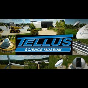 KAIROS Goes to Tellus Science Museum – Mar26