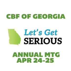 CBF/GA's Spring GeneralAssembly
