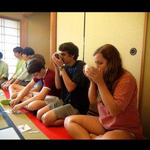 Japan Team Tea