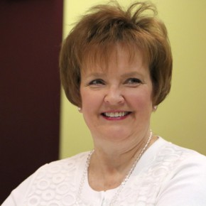 Hats off to Paula Reeves! (After 27 years, Paula is retiring.)
