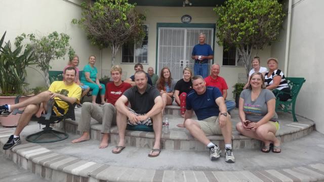 2015 Tijuana Mission Team