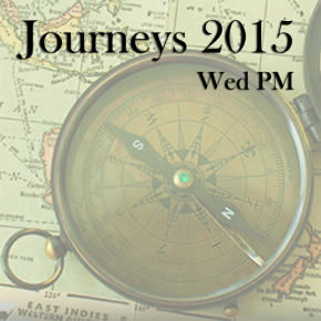 Journeys – Fall 2015 Wednesdays6–6:45pm