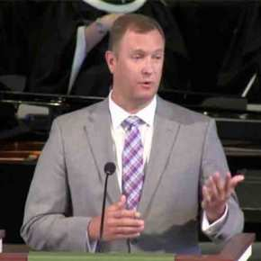 SRBC: We Care – 8/2/15 Sermon – Chris George