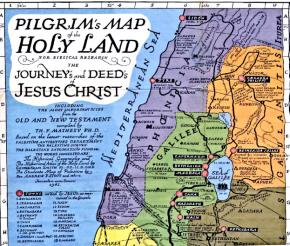 DEADLINE EXTENDED: SRBC Holy Land Pilgrimage: February 21-March 7,2016