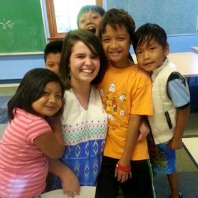 Meet Kristen Pope: Children's MinistryIntern