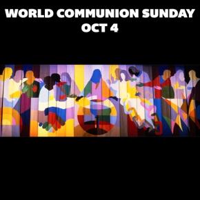 World Communion Sunday Oct 4, 2015 Fr. David TokarzPreaching