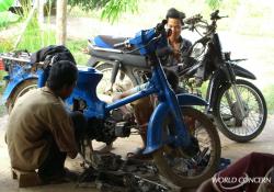 Smoke Rise opens Motorcycle Shop inHonduras