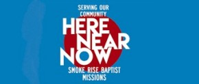 Mission Sunday at Smoke Rise October 16