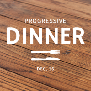 Youth Progressive Dinner