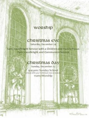 2016 Christmas Worship at SRBC
