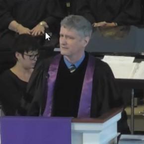 """Blind Faith"" – 3/26/2017 Sermon – ChrisGeorge"