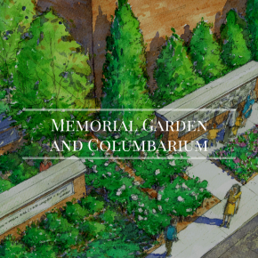 Memorial Garden and Columbarium