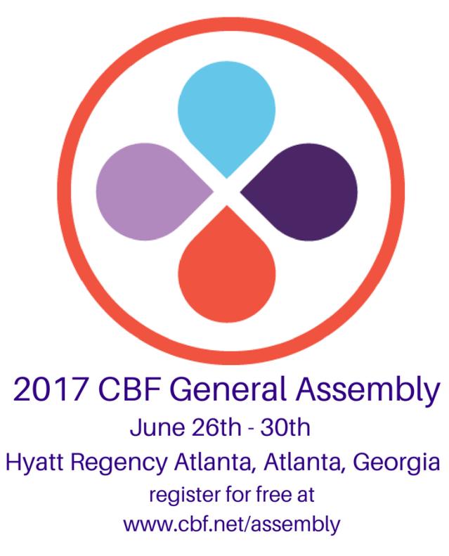 2017 CBF General Assembly
