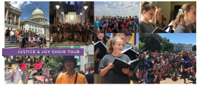 Justice & Joy Choir Tour