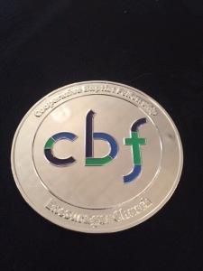 cbf medallion